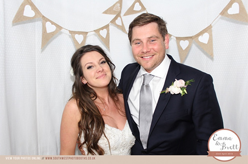 photo booth hire Exeter